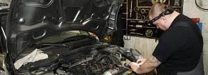auton moottorin korjaus