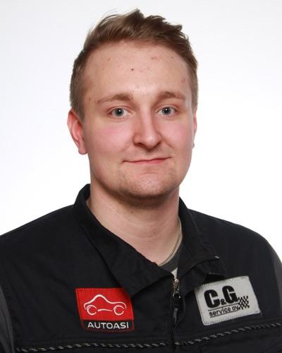 C & G Service - työntekijä